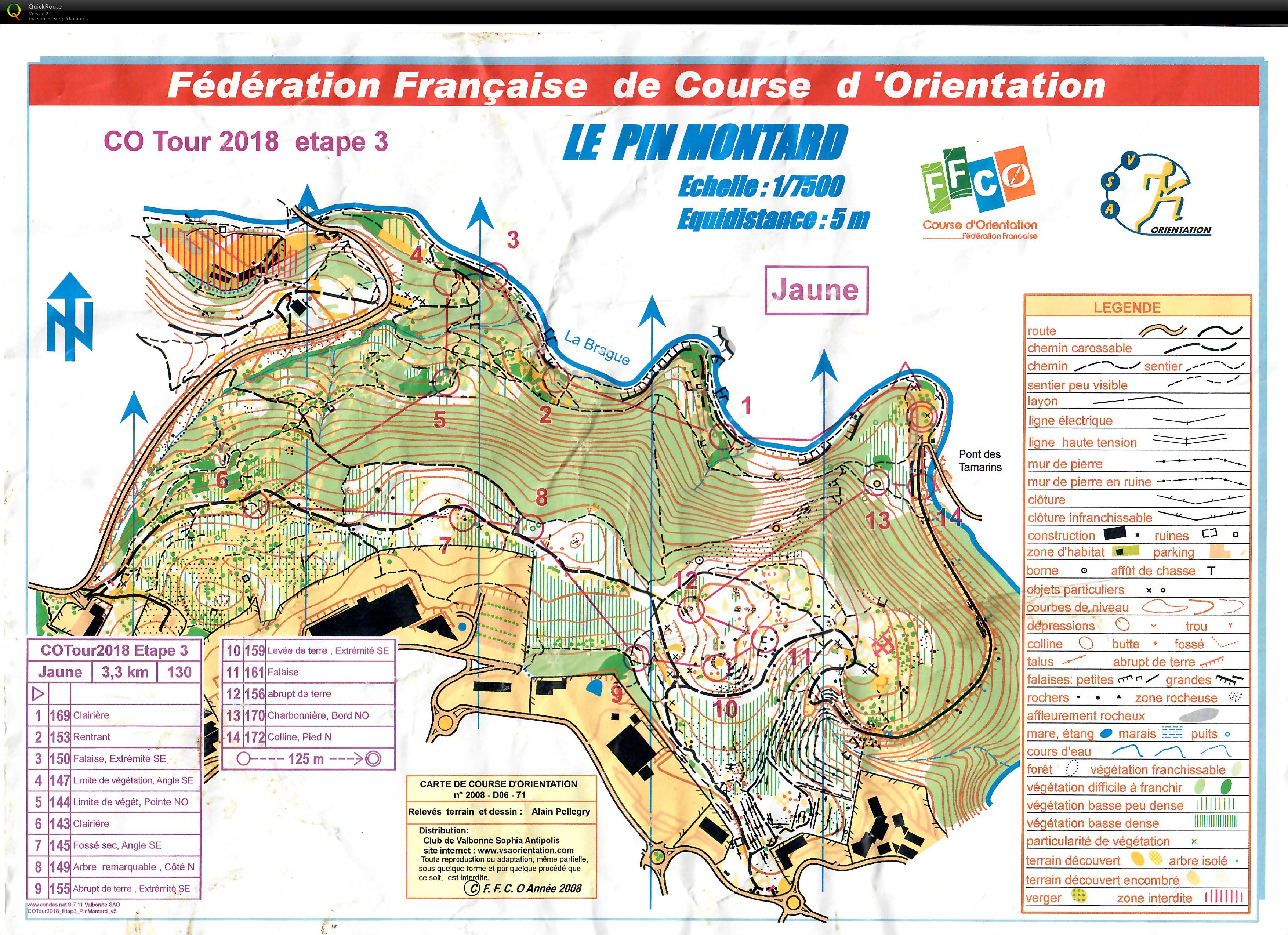Se Colorado Map.Co Tour 3 5 June 12th 2018 Orienteering Map From Lotta Kastensson